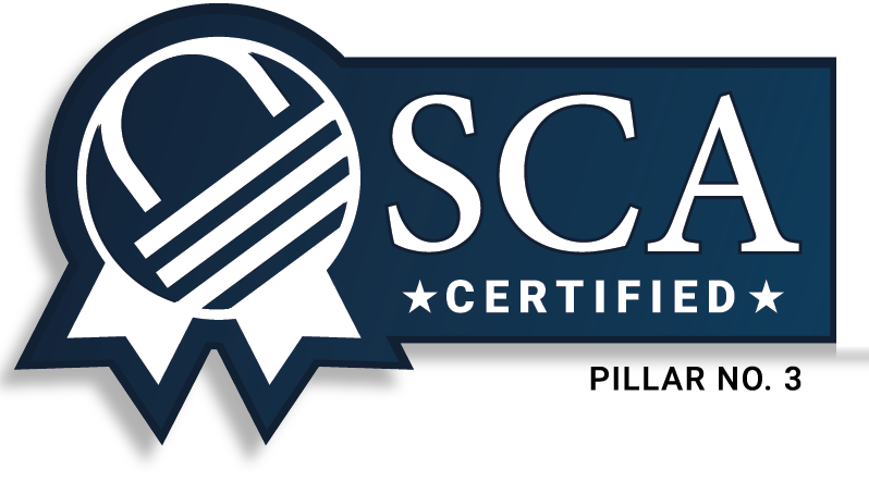 SCA Certification Badge